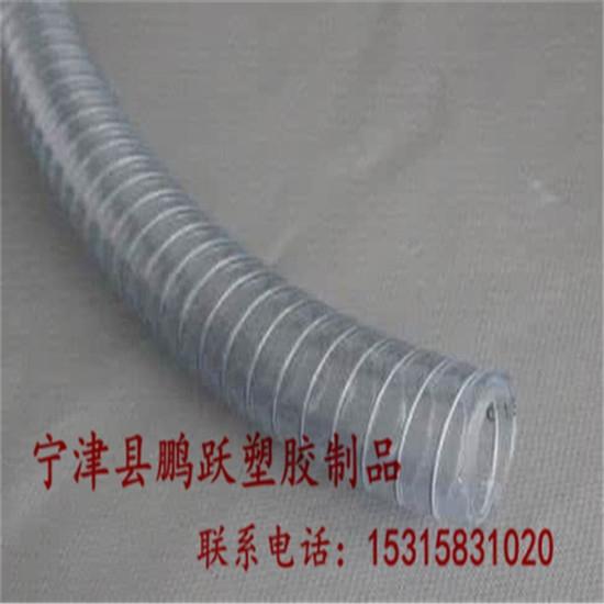 钢丝增强管