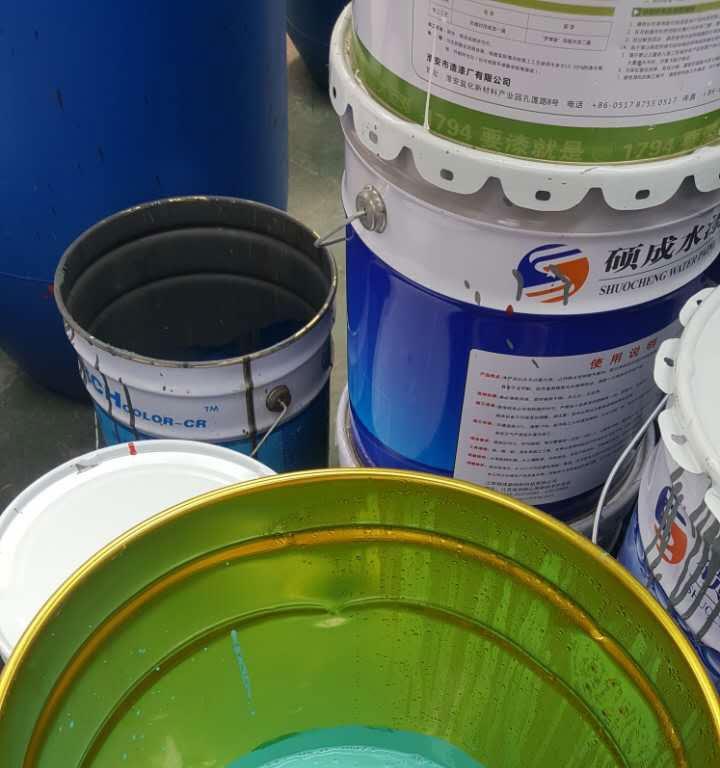 工业水漆生产