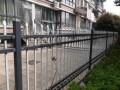 锌钢喷塑护栏厂家围墙栏栅庭院铁艺小区别墅厂区市政园林新钢厂家