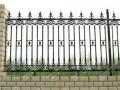 护栏网双圈护栏网 铁艺围栏铸铁护栏锌钢护栏道路旁双边丝护栏网
