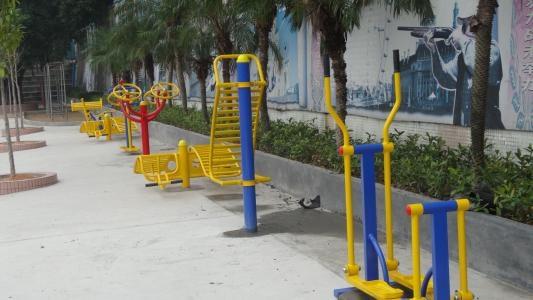 室外健身器材,小区健身器材,公园健身器材组合