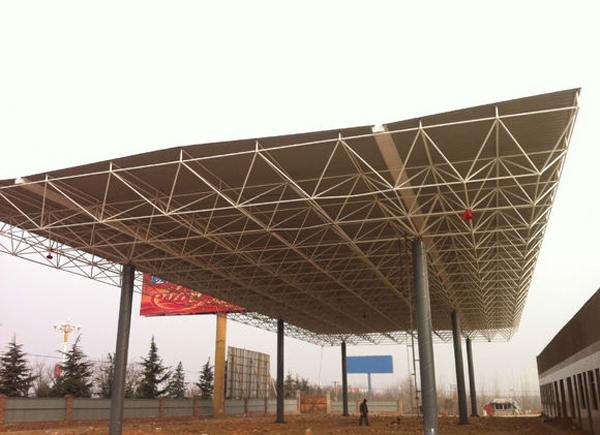 首页 徐州利特钢结构有限公司 加油站网架,网架工程   > 产品规格:不