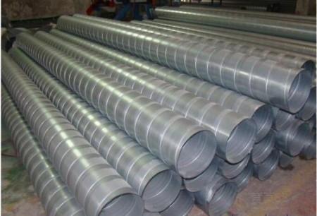 内蒙古不锈钢螺旋风管,不锈钢螺旋风管价格